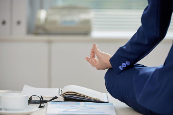 Mindfulness training bedrijven